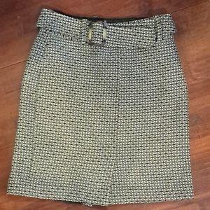 🌷2/$12 Ann Taylor skirt